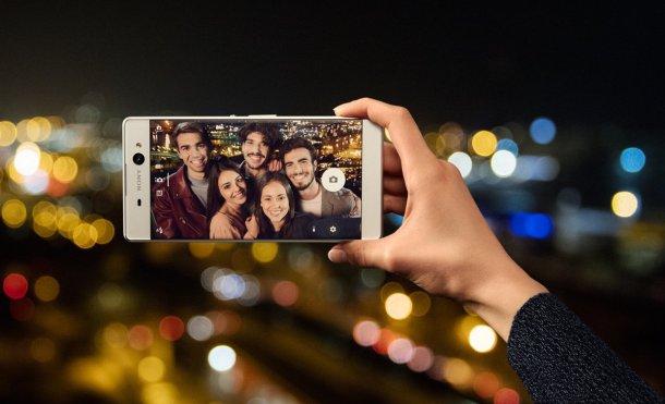 El nuevo Xperia XA Ultra es un monstruo de 6 pulgadas para adictos a los selfies