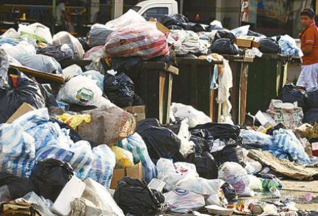Bolivia produce más de 6.000 toneladas de basura diaria