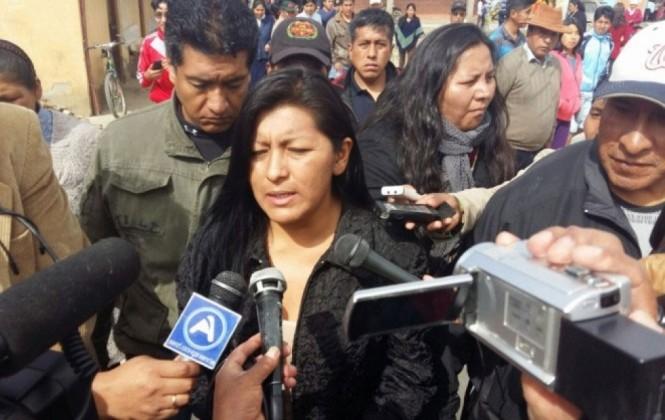 Machaca asegura que Fejuve no pide renuncia de Chapetón y sólo exige informe de gestión