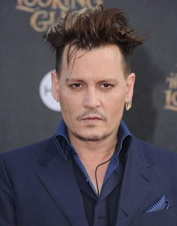 Johnny Depp, en Los Ángeles el pasado día 23.