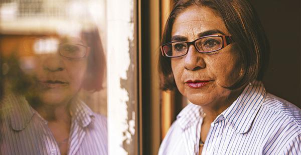 madre mimosa es mamá de josé manuel barrios (30) y abuela de kiara (6), a quien cría como a una hija y con la que comparte su  día a día