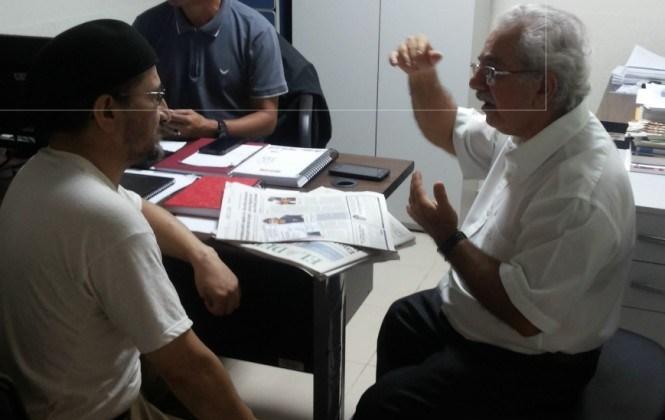 García Mérida denuncia que Gobierno busca con su querella encarcelarlo en San Pedro
