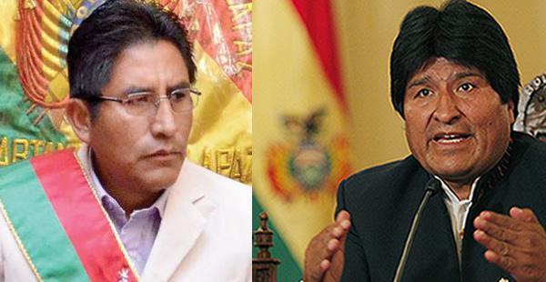 El Gobernador de La Paz anunció que pedirá una reunión con el primer mandatario por el bien del departamento.