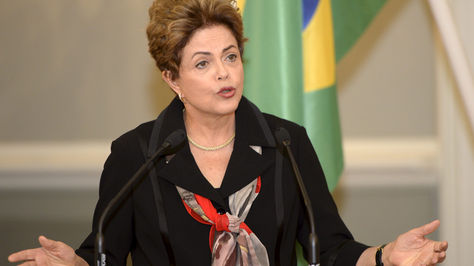 Dilma Rousseff, presidenta de Brasil. Foto: www.ibtimes.com