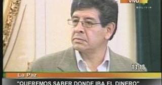 Carlos Villegas nuevo presidente de YPFB