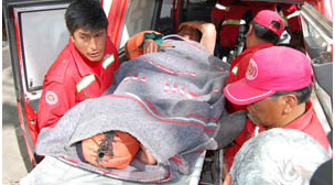 Policía prepara intervención de mina Himalaya