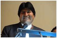 Morales no asistirá a posesión de Mauricio Funes en El Salvador por razones de trabajo