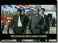 Paraguayrechazandeclaracionesdeevo