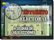 CNEa10diasdeelecciones