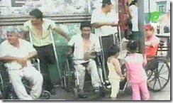 discapacitadosenbasurerosuprotesta