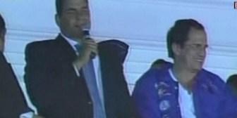 Correa rescatado, acusa al ex presidente Gutiérrez por la sublevación policial