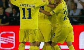 El Villarreal se recompone ante el Brujas