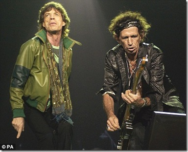 JAGGER RICHARDS