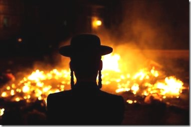 incendio israel