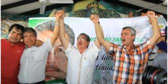 Cívicos de Santa Cruz mandan la primera señal de distancia con el Gobierno de Morales