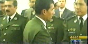 Caso narco-general, senador Pinto reitera voluntad de entregar información a presidente Morales