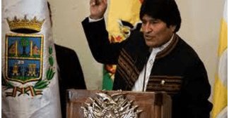 Presidente reitera que USAID conspira contra democracia y Gobierno en Bolivia