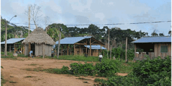 En 2 años, el gobierno sólo construyó 61 viviendas para más de 400 familias asentadas en Pando