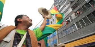TIPNIS: una victoria de la no-violencia