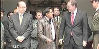 Acuerdo antidroga. Oposición critica doble moral del Gobierno
