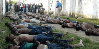 Al menos 357 presos muertos en un incendio en una cárcel de Honduras