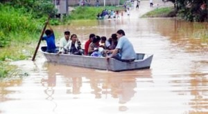 ¿Inundación por mega-represas?