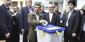 Irán presume de alta participación en las elecciones