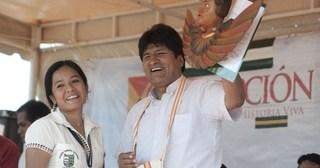 """Morales: proceso de cambio sustituye Estado """"patrón y ladrón"""" por Estado peón y de servicio al pueblo"""