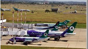 El fisco recupera Bs 7 millones de deuda impositiva de AeroSur