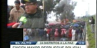 Multitudinaria marcha contra la inseguridad, Gobierno anuncia nuevo plan