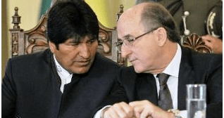 1 de Mayo: Evo y líder de Repsol inauguran planta que amplia producción de gas para Argentina