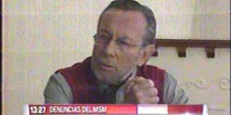 Del Granado acusa a Sánchez de administrar las ONG's del MBL, ambos eran compañeros de partido