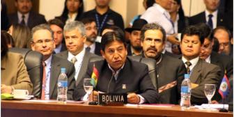 """Bolivia plantea renegociar Tratado de 1904; Moreno: """"Los límites de Chile no van a cambiar"""""""
