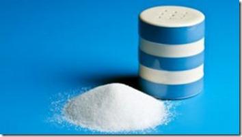 La gente consume 43% más sal que la recomendable