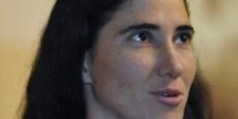 Cuba: Yoani Sánchez presenta denuncia ante CIDH y pide medida cautelar