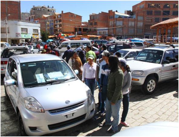 Autos En Venta >> Una Ley Regulara La Compra Y Venta De Autos En Bolivia Eju Tv