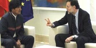 España recuerda a Bolivia que la cooperación entre ambos países requiere información, colaboración y franqueza