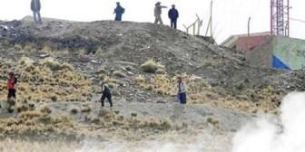Avasalladores de minas serán encarcelados y pagarán fuertes multas