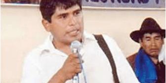 Gobierno: Dificultades burocráticas retrasan investigación sobre dirigente cocalero desaparecido