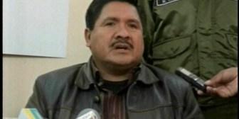 Cáceres confirma que taques de coca peruana ingresan al país, luego es convertida en droga