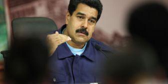 Maduro: CNN está comprometida con un plan extranjero para generar una guerra civil