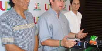 Unidad Demócrata cerrará su campaña nacional en la Plaza 24 de Septiembre