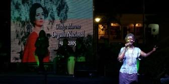 Gladys Moreno presente en el corazón de los cruceños
