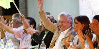 Ola de candidaturas para elecciones regionales