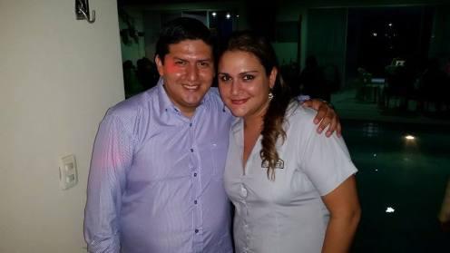 Gary Pozo, Claudia Alfonso