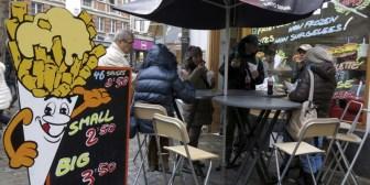 Bélgica pedirá a Unesco que reconozca la papa frita como icono gastronómico