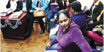 Corrupción en YPFB: Envían a la cárcel de Obrajes a ex funcionaria de subsidiaria estatal