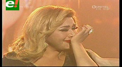 Daniela rompió en llanto al recibir el veredicto