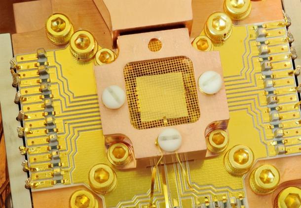 Medir fotones y qubits- Primeros pasos hacia el ordenador cuántico