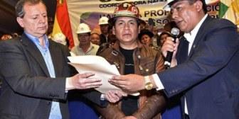 """No es el """"pueblo"""", son los corruptos del Fondioc"""